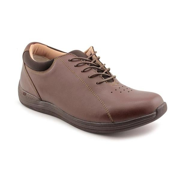 Drew women 39 s 39 tulip 39 leather athletic shoe narrow size for Overstock free returns