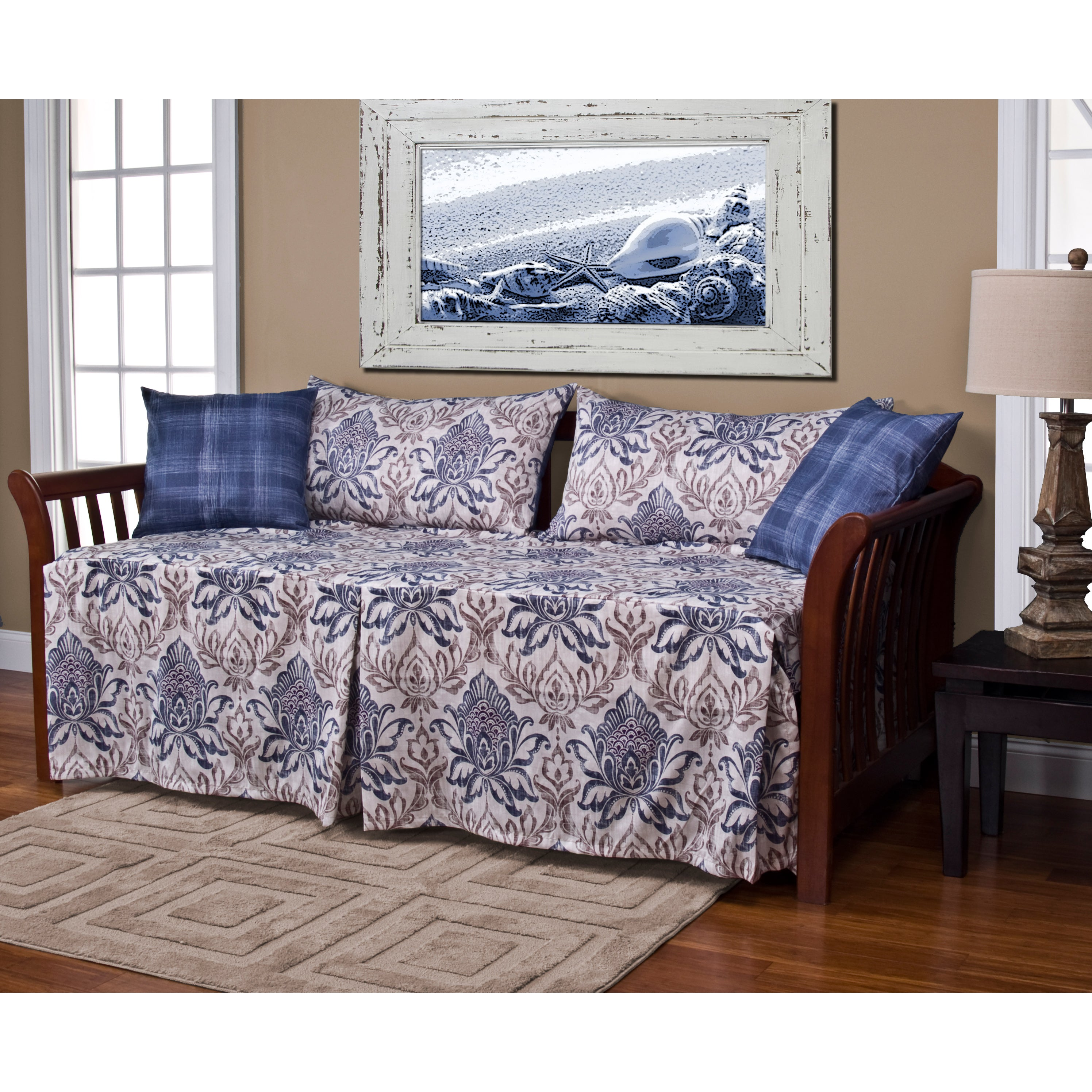 SIS Covers Genoa 5-piece Daybed Ensemble (Genoa 5 Piece D...
