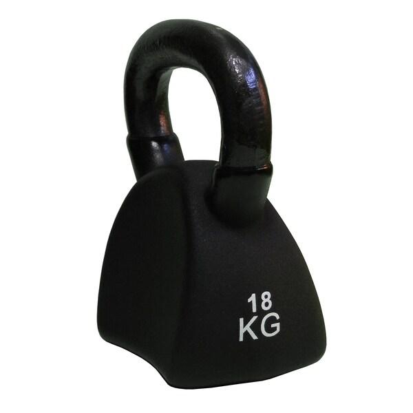 Neoprene Kettlebell 18kg (39.6 pounds)