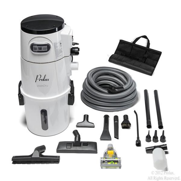 Prolux Wet Dry Garage Shop Vacuum
