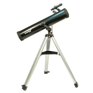 Levenhuk Skyline 76x700 AZ Beginners Reflector Telescope|https://ak1.ostkcdn.com/images/products/8237498/8237498/Levenhuk-Skyline-76x700-AZ-Telescope-P15566034.jpg?impolicy=medium