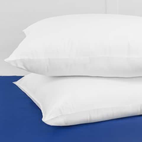 SwissLux 400 Thread Count Down Alternative Pillow (Set of 2)