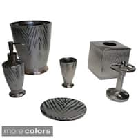 Austin Horn Classics Glam Bath Accessory 6-piece Set