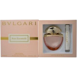 Bvlgari Rose Essentielle Women's 0.84-ounce Eau de Parfum Spray