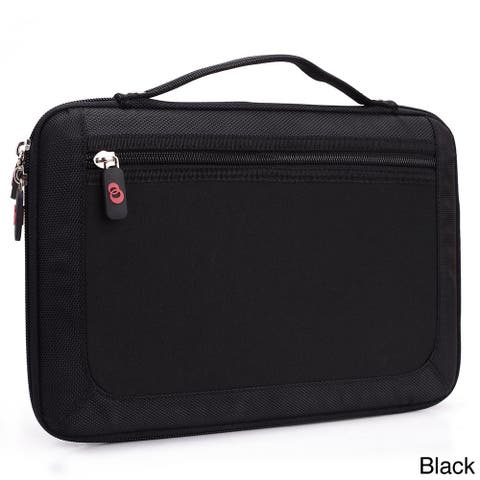 Kroo Slim 11-inch Tablet Case with Carrying Handle