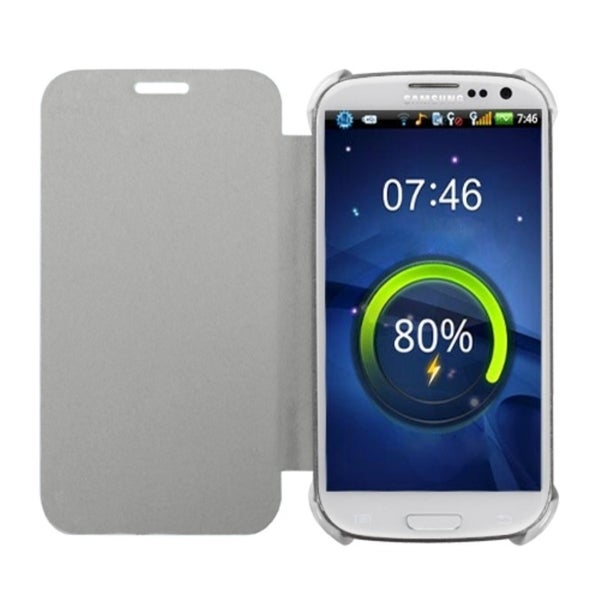 BasAcc Quantum Energy Battery Case for Samsung Galaxy S III/ 3