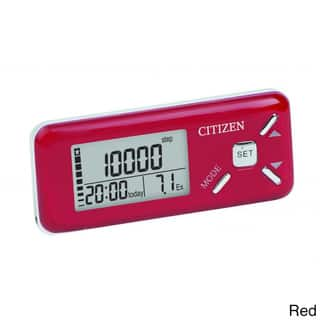 Citizen Deluxe Pedometer|https://ak1.ostkcdn.com/images/products/8237791/P15566096.jpg?impolicy=medium