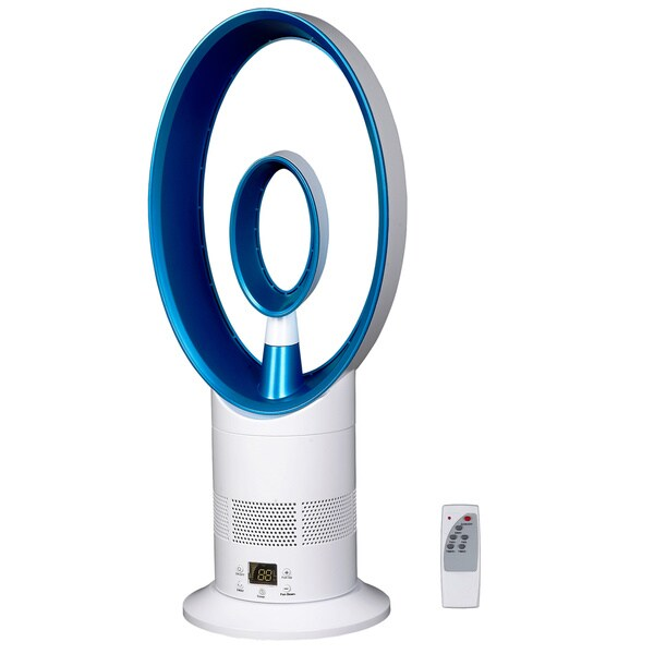 Lifesmart Jet Extra Large Bladeless Cooling Fan with ...