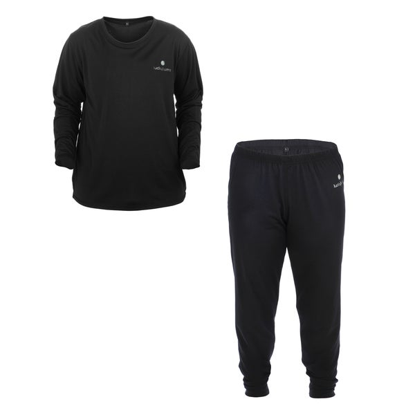 Lucky Bums Kid's Base Layer Top and Bottom