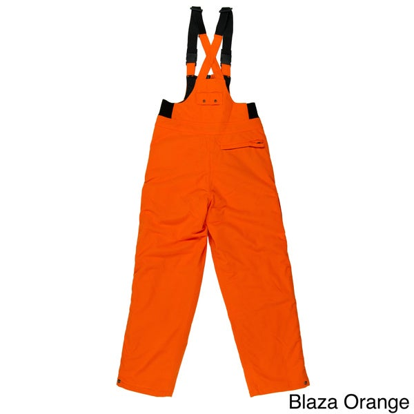 Lucky Bums Kid's Insulated Bib Overalls