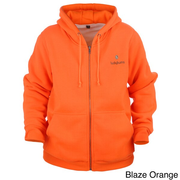 Lucky Bums Kid's Hooded Jacket with Thermal Liner