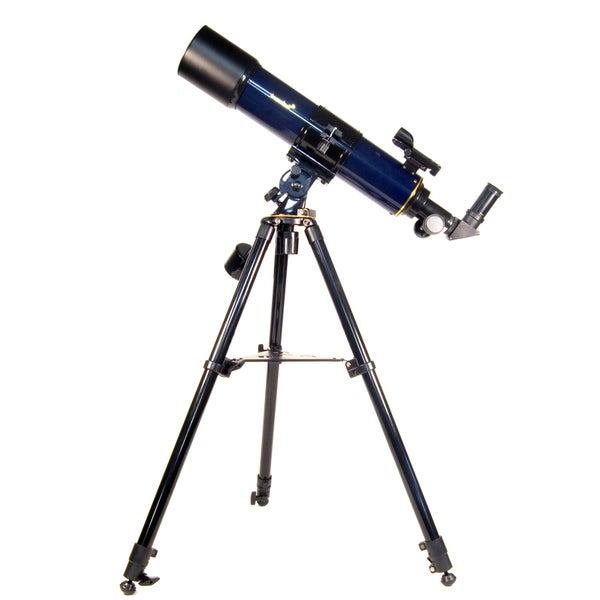 Levenhuk Strike 90 PLUS Beginners Refractor Telescope