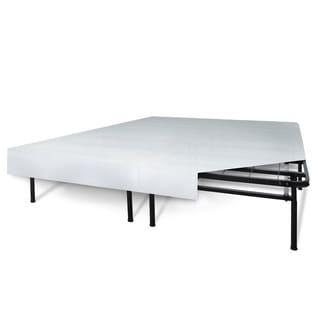 SwissLux 'I-Flex' Full-size Foundation + Frame Mattress Support System