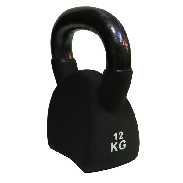 Neoprene Kettlebell 12kg (26.4 pounds)