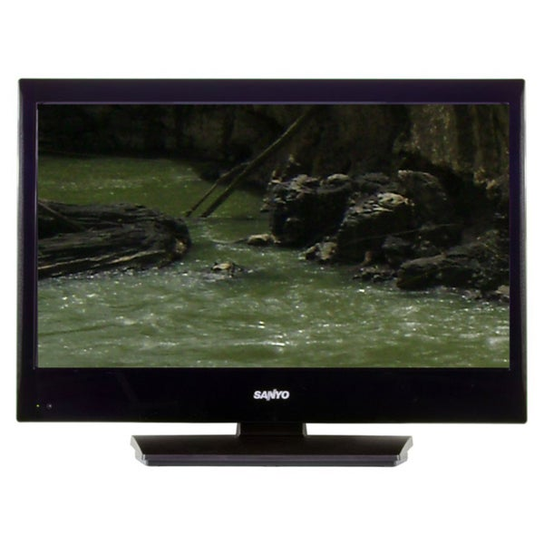 "Sanyo DP26671 26"" 720p LCD TV/DVD Player (Refurbished)"