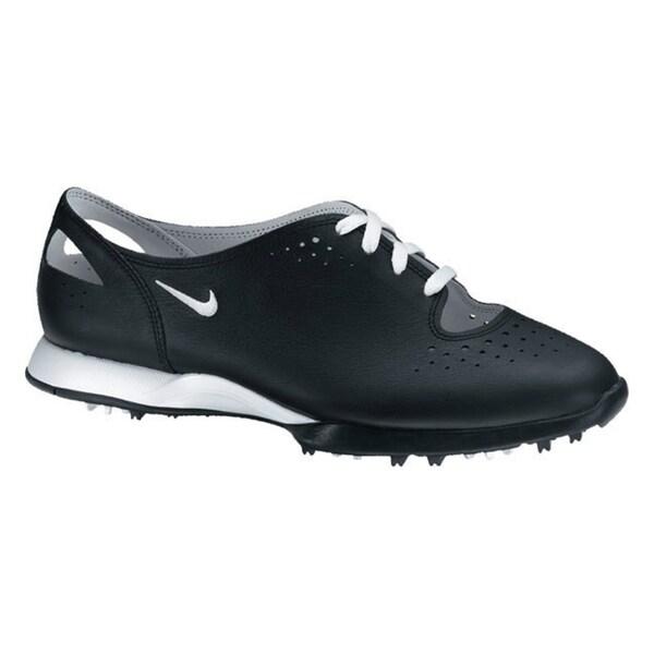 Nike Womens Air Summer Lace Black/white Golf Shoes