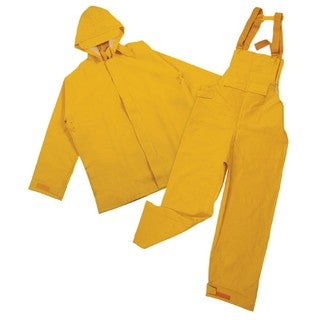 Stansport Yellow Commercial Rainsuit (3 options available)