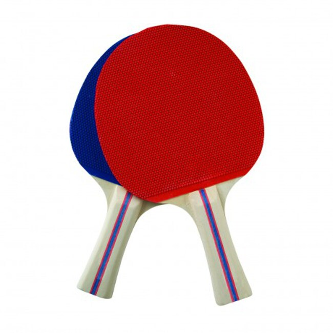 Franklin Sports 2 Player Table Tennis Paddle Set, Blue