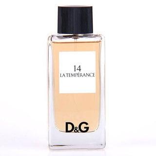 Dolce & Gabbana 14 La Temperance Women's 3.3-ounce Eau de Toilette Spray (Tester)