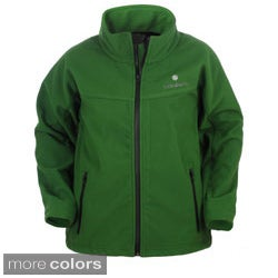 Lucky Bums Kids All Weather Soft Shell Jacket