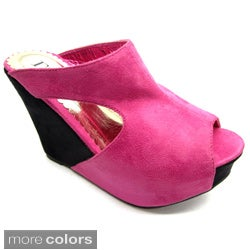 Luv's Women Shoes-Anne