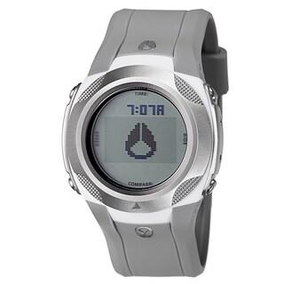 Nixon Men's 'The Delta' Gray Stainless Steel and Nylon Compass Watch|https://ak1.ostkcdn.com/images/products/8239005/8239005/Nixon-Mens-The-Delta-Stainless-Steel-and-Nylon-Compass-Watch-P15567279.jpg?_ostk_perf_=percv&impolicy=medium