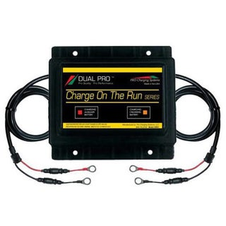 Dual Pro Charge-On-The-Run with 1 12V Output CRS1