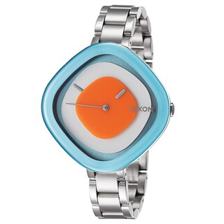 Nixon Women's 'The Zona' Stainless Steel Quartz Watch