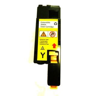Compatible Dell C1660 Yellow Toner Cartridge