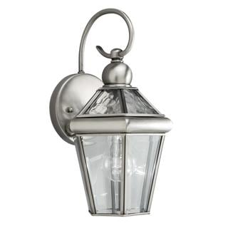 Light Outdoor Antique Pewter Wall