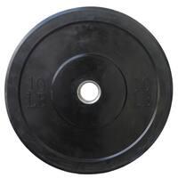 Valor Athletics BP-10 10 lb. Olympic Bumper Plates (Set of 4)