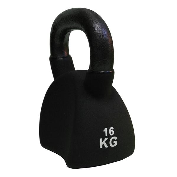 Neoprene Kettlebell 16kg (35.2 pounds)