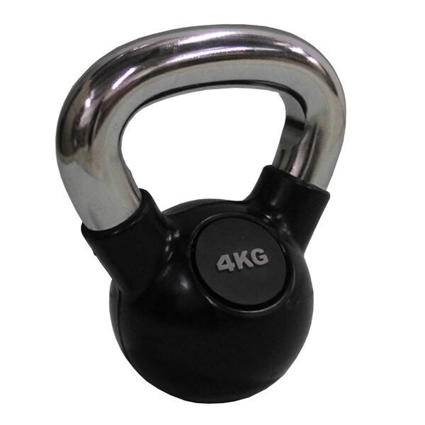 Chrome Kettlebell 4kg (8.8 pounds)