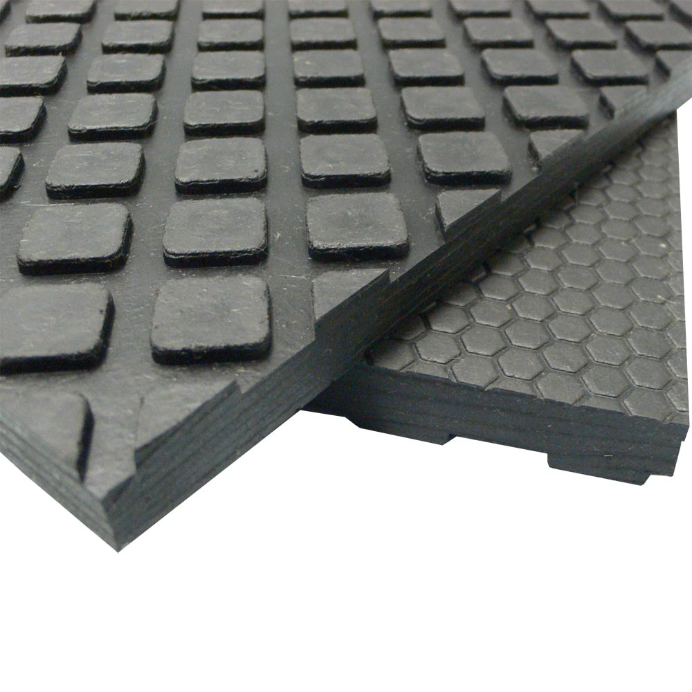 Flooring For Home Gym Canada: Rubber-Cal Maxx-Tuff Floor Protection Mats
