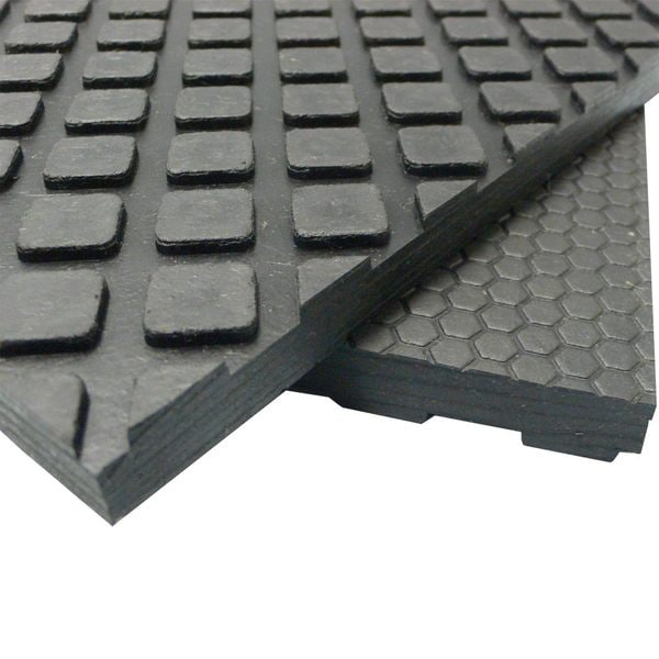 Shop Rubber Cal Maxx Tuff Floor Protection Mats 1 2