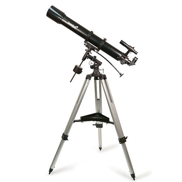 Levenhuk Skyline 90x900 EQ Beginners Refractor Telescope