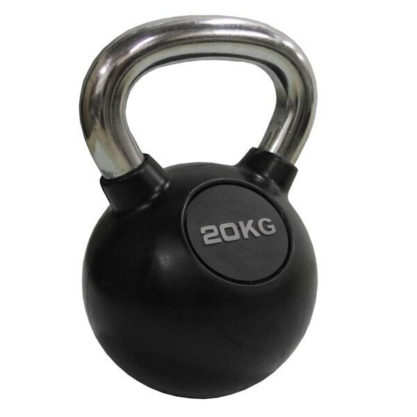 Chrome Kettlebell 20kg (44 pounds)