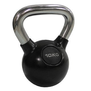 Chrome Kettlebell 10kg (22.2 pounds)