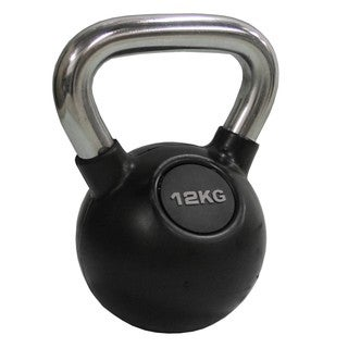 Chrome Kettlebell 12kg (26.4 pounds)