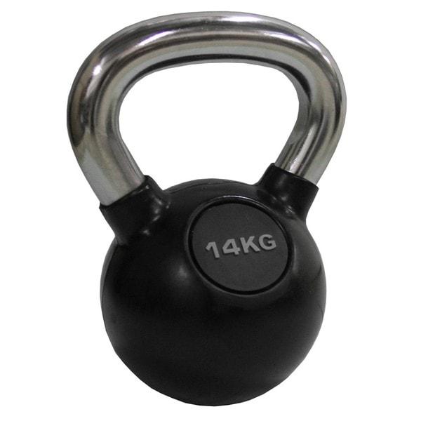 Chrome Kettlebell 14kg (30.8 pounds)