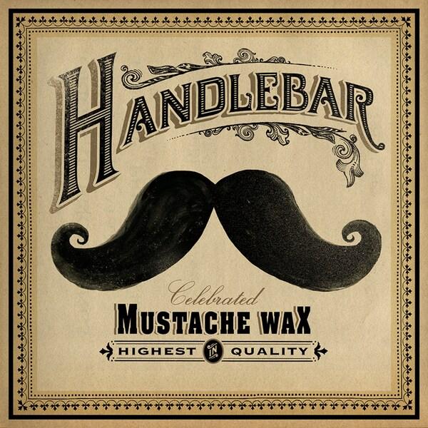 Cory Steffen 'Mustache Wax' Paper Print (Unframed)