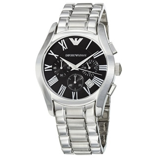 Armani Men's Classic Stainless Steel Watch