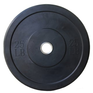 Valor Athletics 25-pound Olympic Bumper Plates BP-25 (Set of 2)