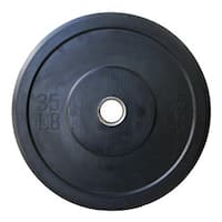 35-pound Olympic Bumper Plate BP-35