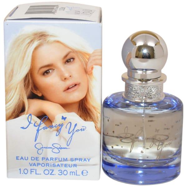 Jessica Simpson I Fancy You Women's 1-ounce Eau de Parfum Spray