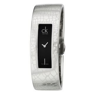 Calvin Klein Women's 'Instinctive' Stainless Steel Swiss Quartz Watch