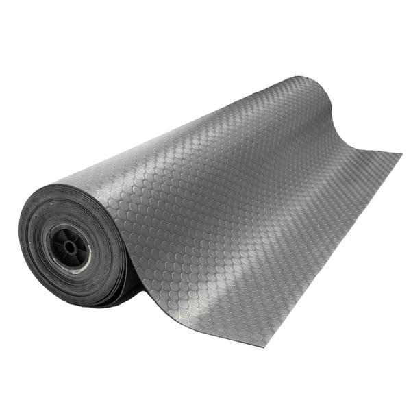 Coin Grip Rubber Flooring Rolls