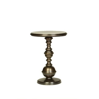 Dark Bronze Accent Table