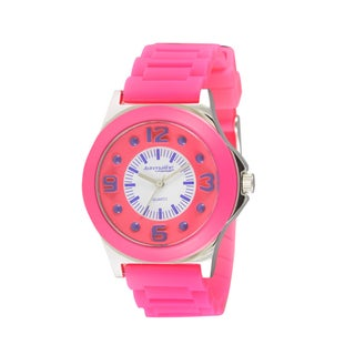 Adrenaline by Freestyle Pink Jelly Watch