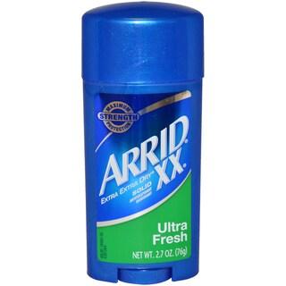 Arrid XX Dry Ultra Fresh Solid Deodorant Stick